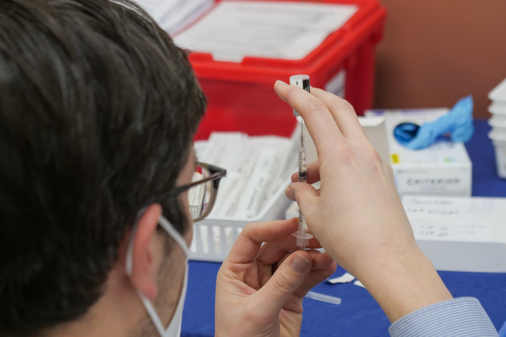 How will the coronavirus vaccine affect small businesses?