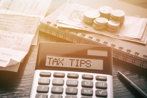 Small business loan interest is tax-deductible
