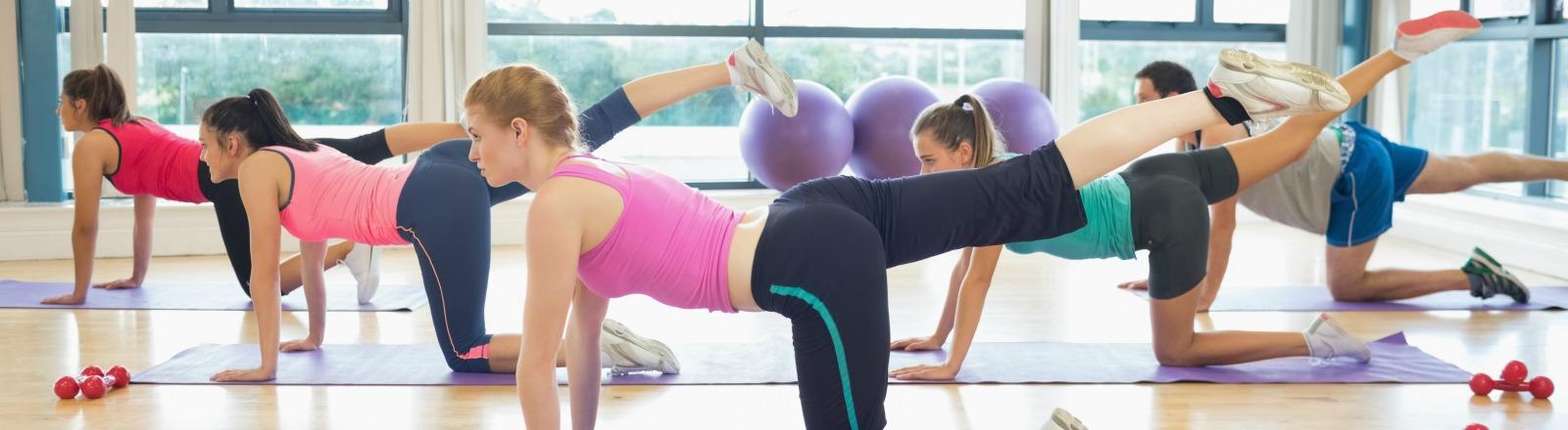 5 ways to strengthen your fitness studio