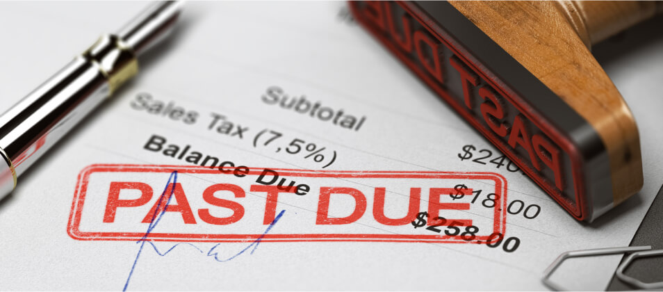 Past Due Debt on File: What It Means and How to Solve It