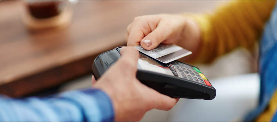 Credit Card Equipment Financing:  Your Options in a Nutshell