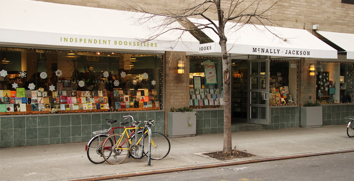 mcnally jackson store new york city